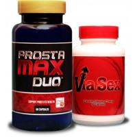 Prostamax Duo + ViaSex
