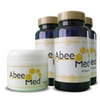 AbeeMed 3 Bottles + 1 Cream