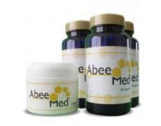 AbeeMed 3 Bottles + 1 Cream