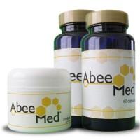 AbeeMed (Combo 2 botellas + 1 crema)