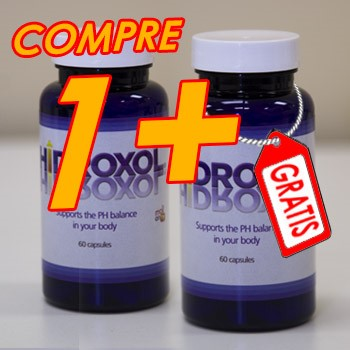 Hidroxol Special offer 2x1 (Buy 1, Get 1 FREE)